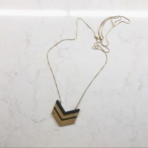 Madewell Arrowstack Adjustable Necklace
